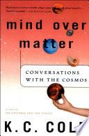 Mind Over Matter Book