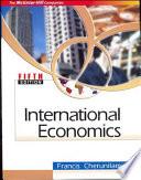 International Economics 5E