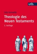 Theologie des Neuen Testaments