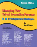 Managing Your School Counseling Program