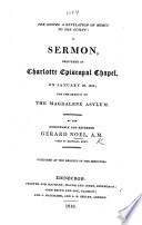 The Gospel a Revelation of Mercy to the Guilty  a Sermon  on Luke Vii  50