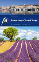 Provence, Côte d'Azur Reiseführer Michael Müller Verlag