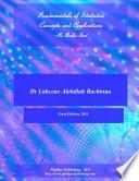 Fundamentals of Statistics Concepts and Applications –An Arabic Text