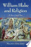 William Blake and Religion