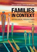 Families in Context Pdf/ePub eBook