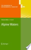 Alpine Waters Book
