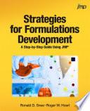 Strategies for Formulations Development Book
