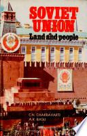 Soviet Union Land And People