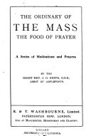 The Ordinary of the Mass