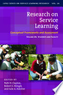 Research on Service Learning