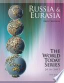 Russia and Eurasia 2016 2017