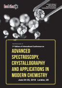 Proceedings of 3rd Edition of International conference on Advanced Spectroscopy  Crystallography and Applications in Modern Chemistry 2018
