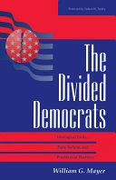 The Divided Democrats Pdf/ePub eBook