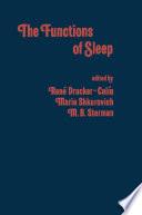 The Functions of Sleep