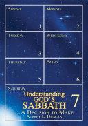 Understanding God s Sabbath
