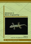 Advances in Bionic Engineering