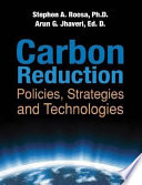 Carbon Reduction Book