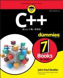 C++ All-in-One For Dummies Pdf/ePub eBook