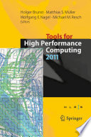 Tools for High Performance Computing 2011
