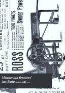 Minnesota Farmers  Institute Annual