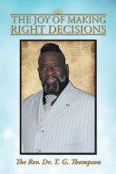 The Joy of Making Right Decisions Pdf/ePub eBook