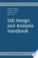 ESD Design and Analysis Handbook Book