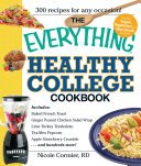 Pdf The Everything Healthy College Cookbook Telecharger