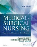 Medical Surgical Nursing   E Book Book