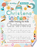 Christena Letter Tracing for Kids