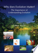 Why does Evolution Matter? The Importance of Understanding Evolution Online Book
