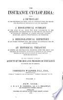 The Insurance Cyclopeadia