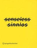 Senseless Book PDF