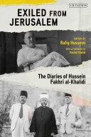 Exiled from Jerusalem [Pdf/ePub] eBook