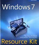 Windows 7 Resource Kit Book PDF