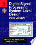 Digital Signal Processing System Level Design Using Labview Book PDF