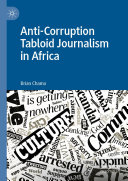Pdf Anti-Corruption Tabloid Journalism in Africa Telecharger