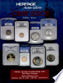 Heritage Coin Online Session 411 Book