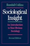 Sociological Insight