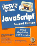 The Complete Idiot s Guide to JavaScript Book PDF