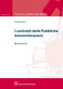 I contratti delle pubbliche amministrazioni