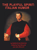 The Playful Spirit: Italian Humor Pdf/ePub eBook