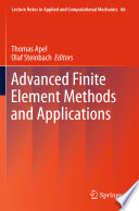 Advanced Finite Element Methods And Applications Book PDF