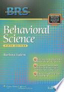 """""""Behavioral Science"""" by Barbara Fadem"""