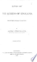 Lives of the Queens England ... Abridged edition