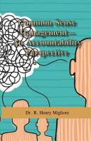 Common Sense Management