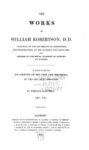 Pdf The Works of William Robertson: History of the reign of the Emperor Charles V