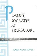 Plato's Socrates as Educator Pdf/ePub eBook