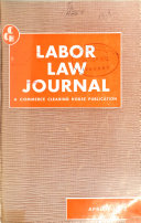 Labor Law Journal