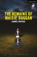The Remains of Maisie Duggan Pdf/ePub eBook