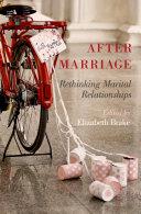 After Marriage [Pdf/ePub] eBook
